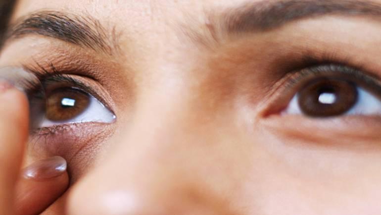 Contact Lens Examination